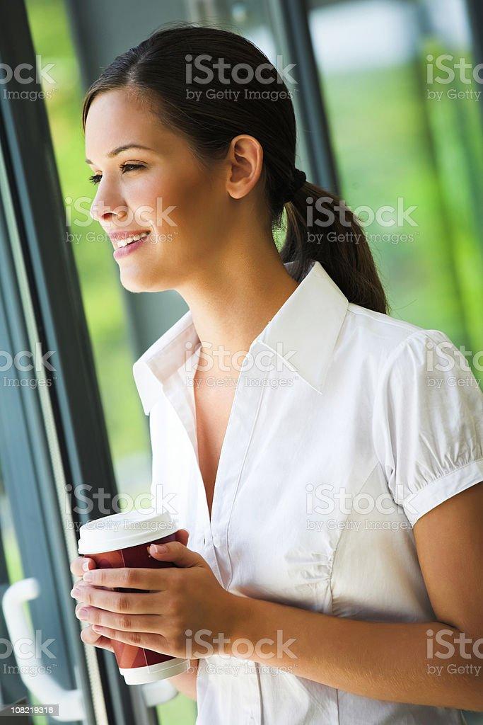 Coffeebreak royalty-free stock photo
