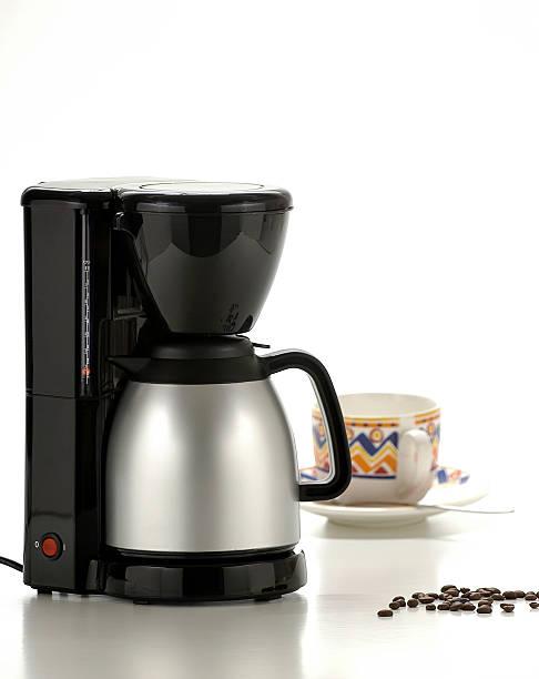 Coffeemaker stock photo