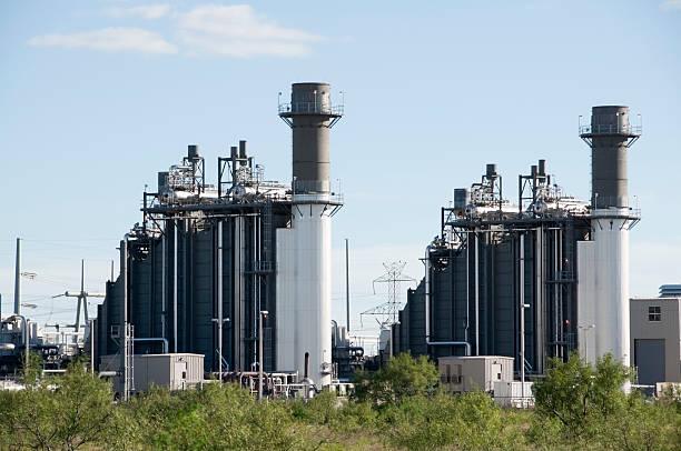 cogeneration units - cogeneration plant stock photos and pictures