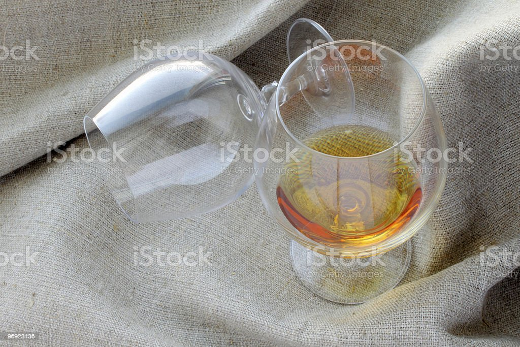Cognac royalty-free stock photo