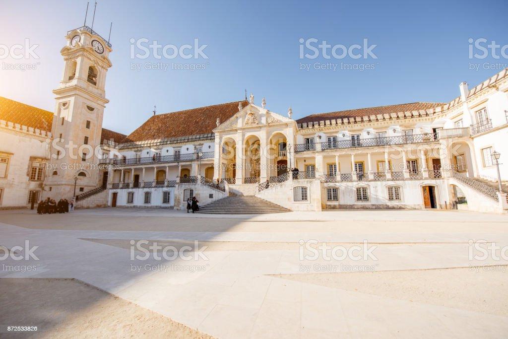 Stadt Coimbra in Portugal – Foto