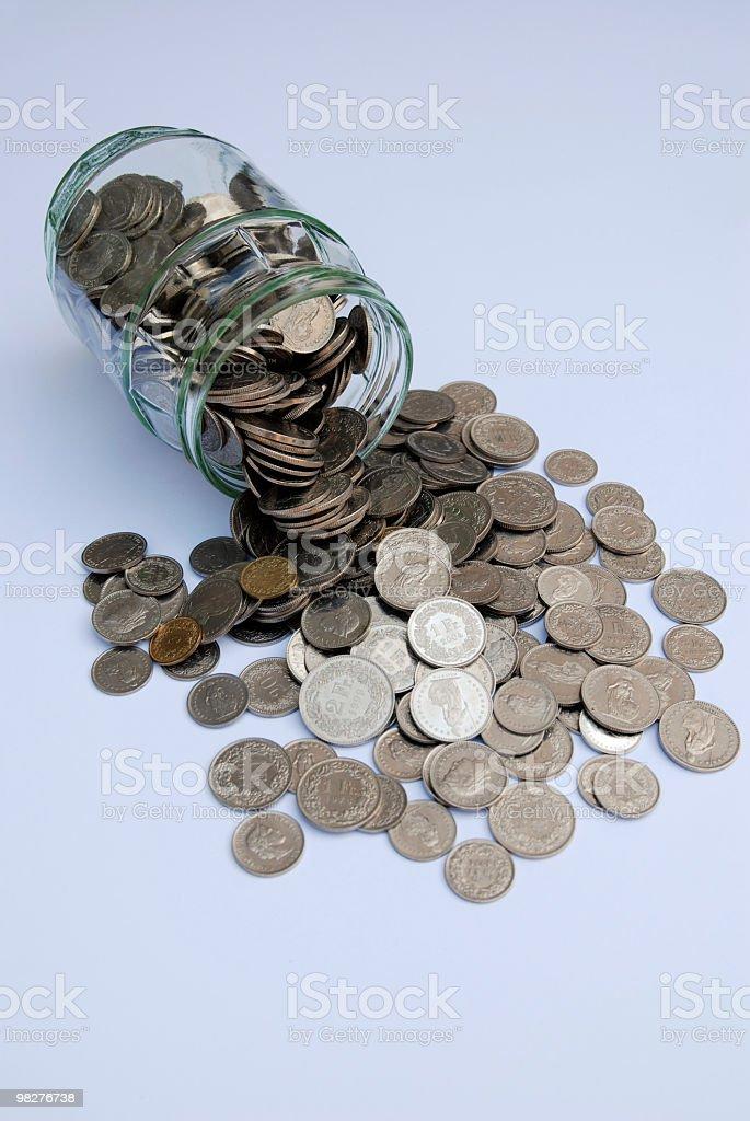 coin savings royalty-free stock photo