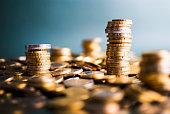 Coin stacks