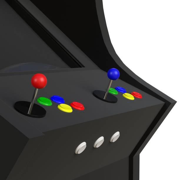 Coin-op arcade - foto stock