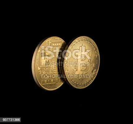 istock coins are bitcoin and litecoin 937731366