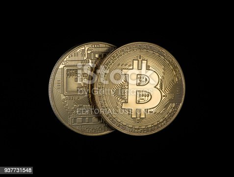 istock coins are bitcoin and litecoin 937731548