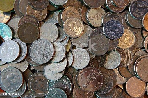 Thailand, Coin, Euro Symbol, European Union Currency