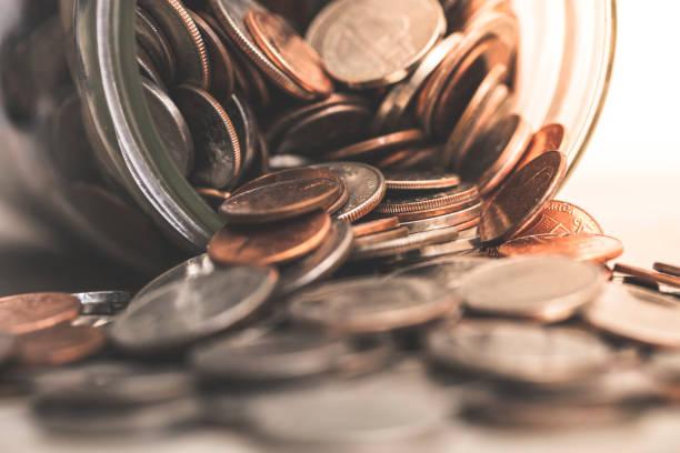 美國硬幣 - 硬幣 個照片及圖片檔
