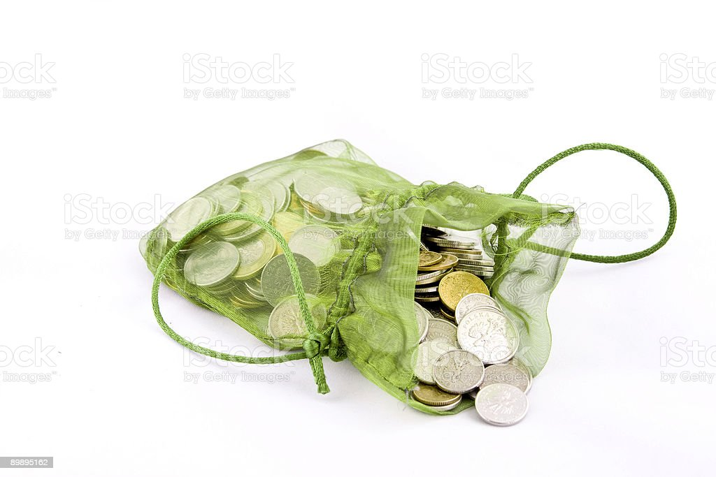 Münzen Lizenzfreies stock-foto