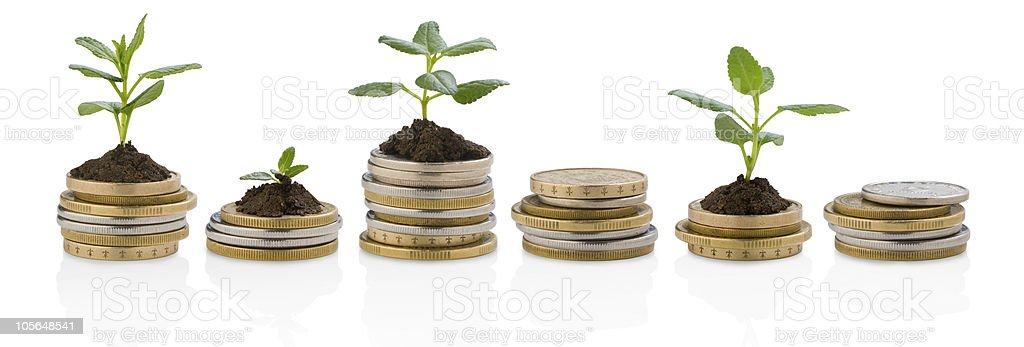 Inversiones - foto de stock