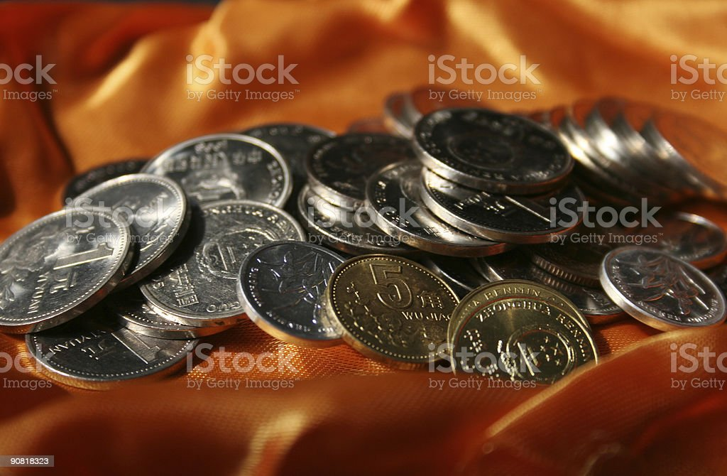 coins1 royalty-free stock photo