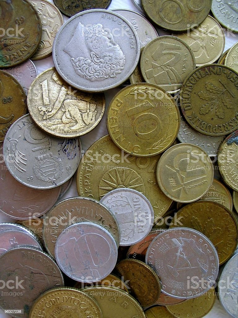 coins3 royalty-free stock photo
