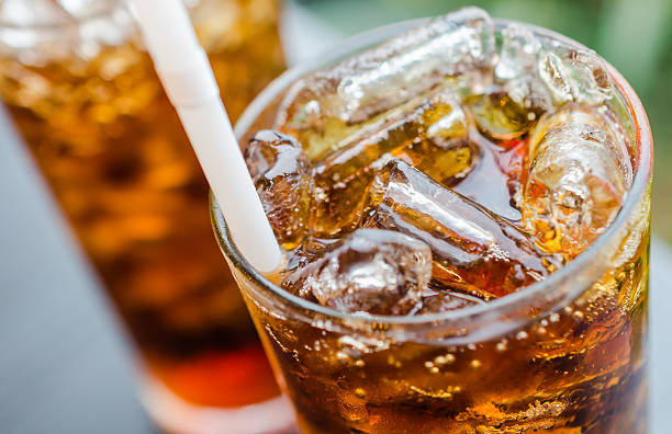 coke - soda pop stock photos and pictures