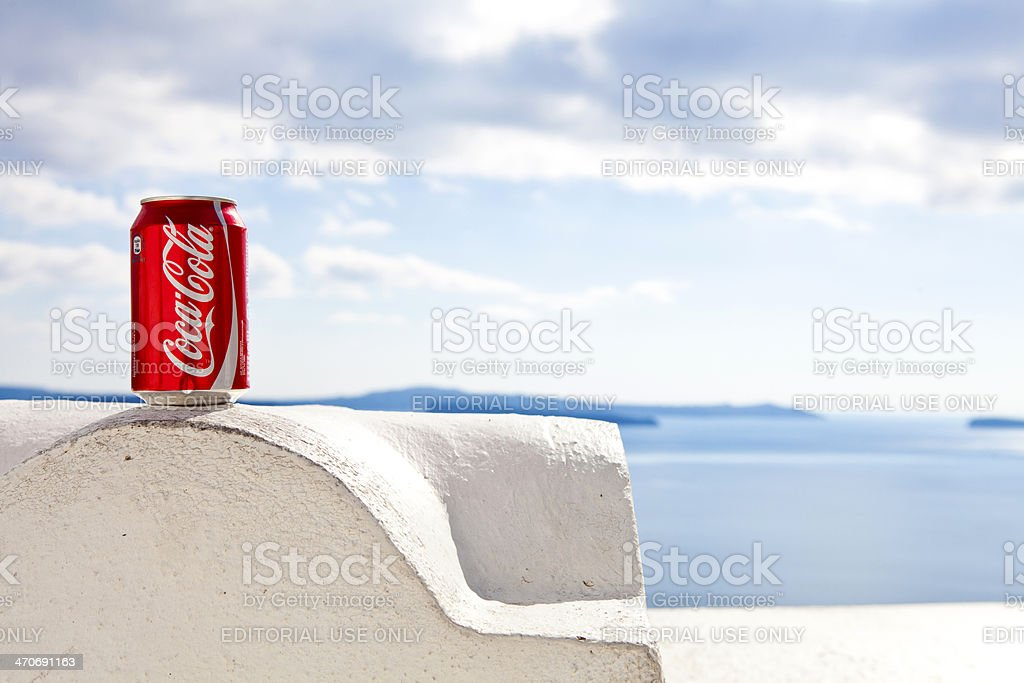 Coca Cola royalty-free stock photo