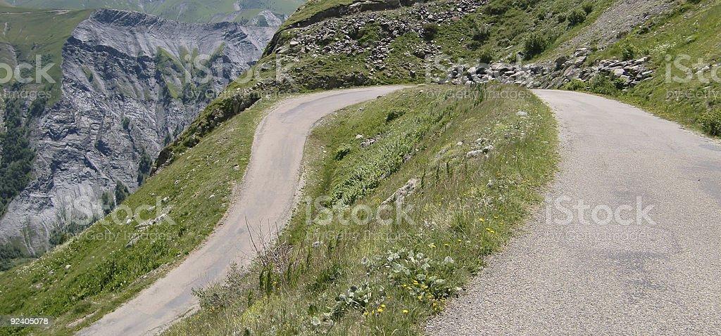 Col de Sarenne - Alpe d'Huez foto