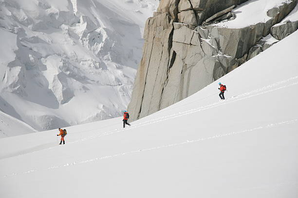 Col du Midi, Frankreich – Foto