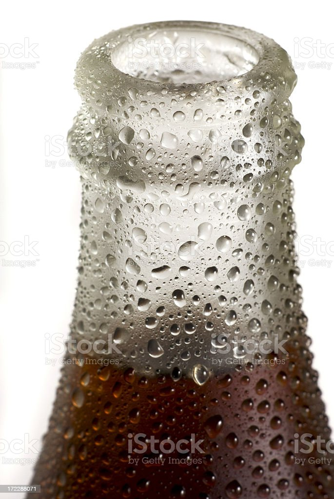 Cola Drink Bottle stock photo