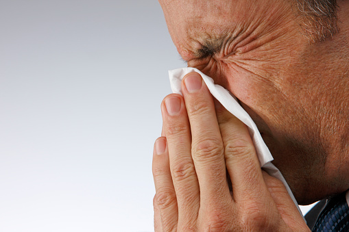 Cold And Flu Season Stock Photo - Download Image Now