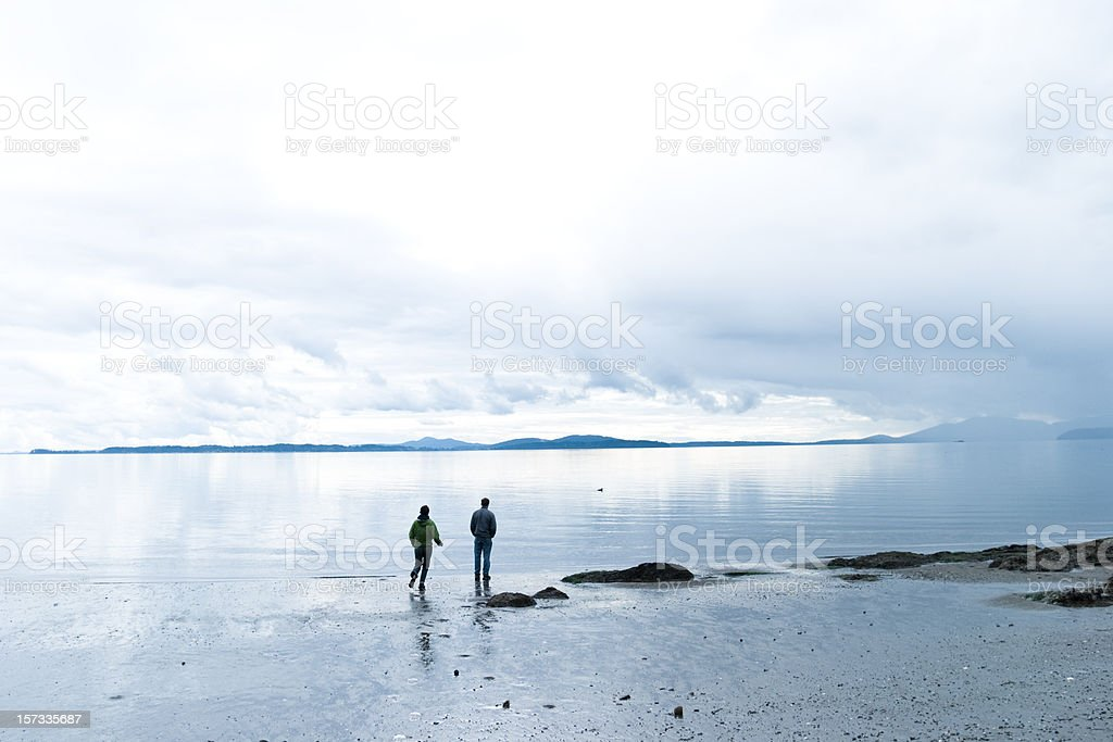 Cold and Lonely royalty-free stock photo