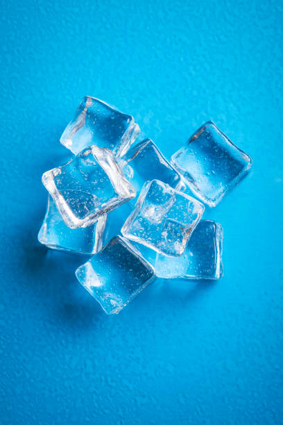Cold As Ice stock photo
