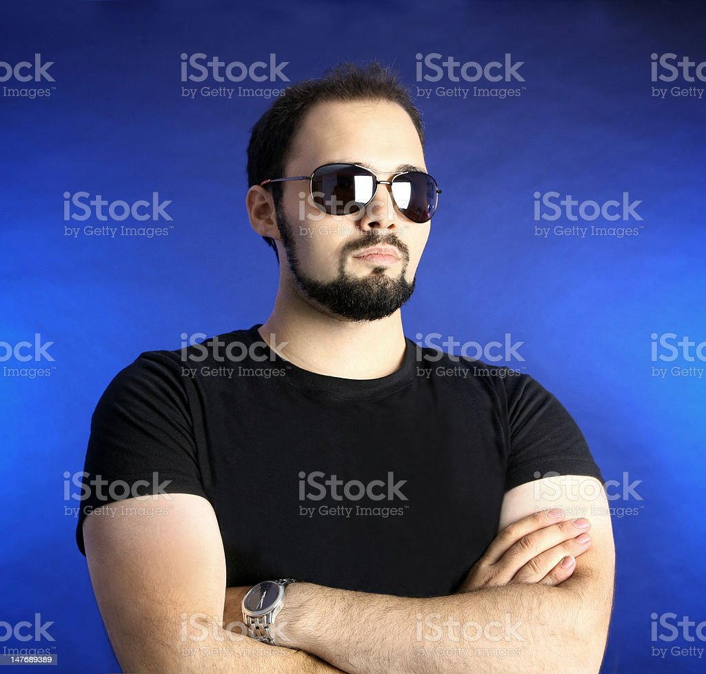 Cold as Ice royalty-free stock photo