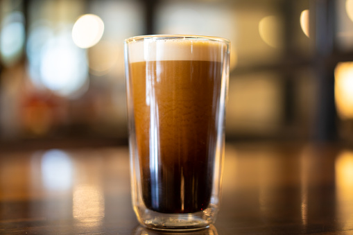 Cold brew coffee.