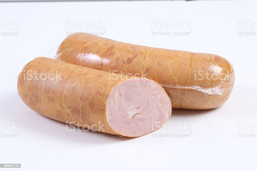 cold carbonate of pork royalty-free stock photo