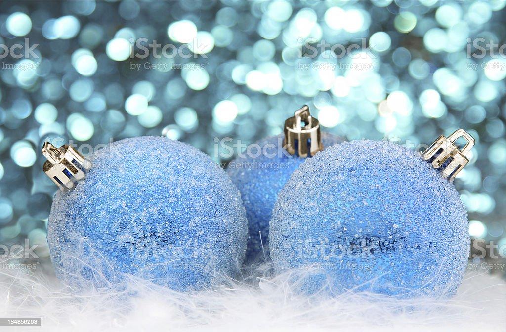 Cold Christmas stock photo