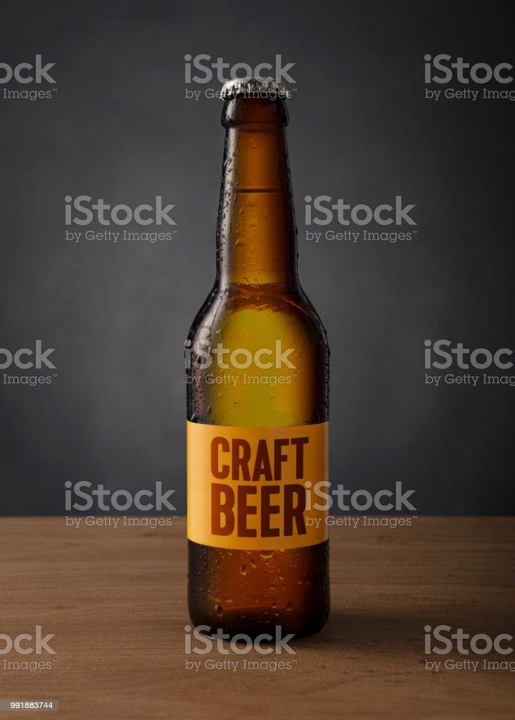beer, bottle, cold, craft