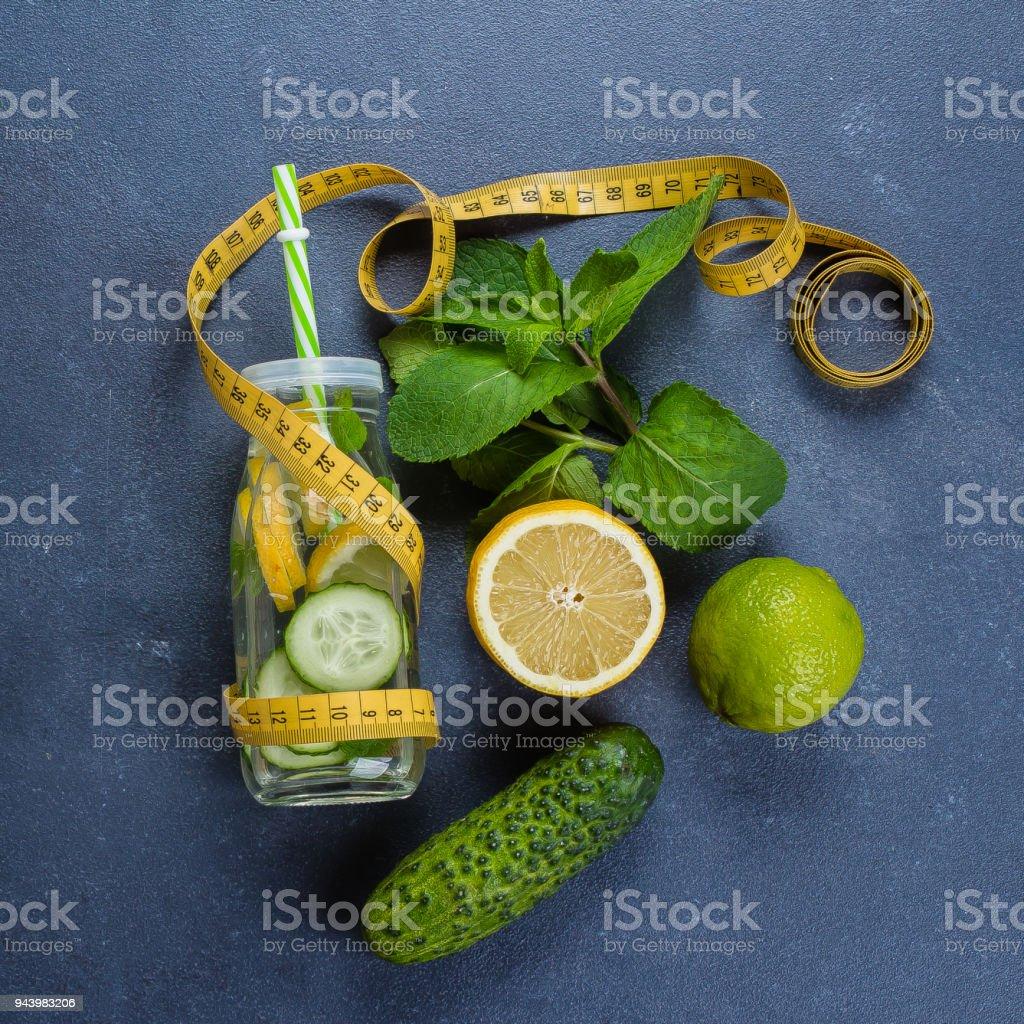 Zitronengurke abnehmen Saft