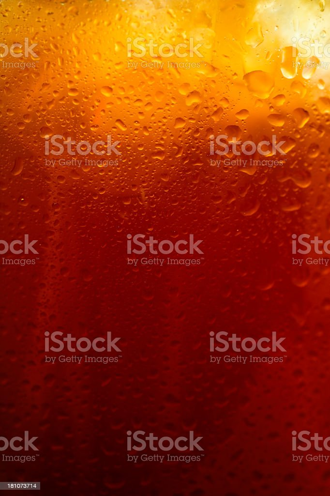 Cold Drink stock photo