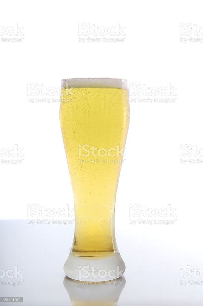 cold lager royalty-free stock photo
