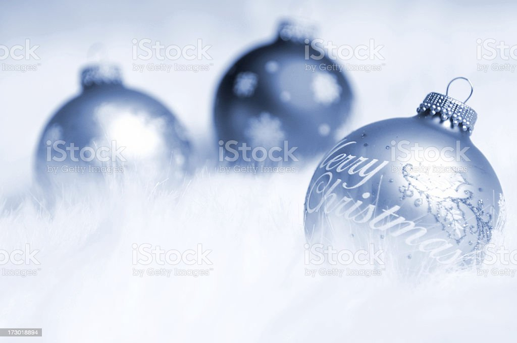 Cold Merry Christmas (XL) royalty-free stock photo