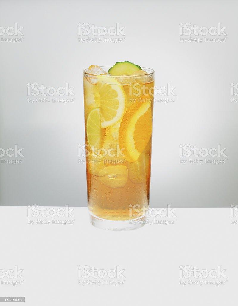 Cold Orange Juice stock photo