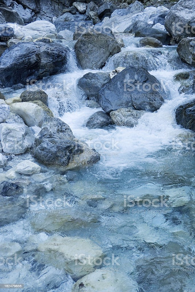 cold river royalty-free stock photo