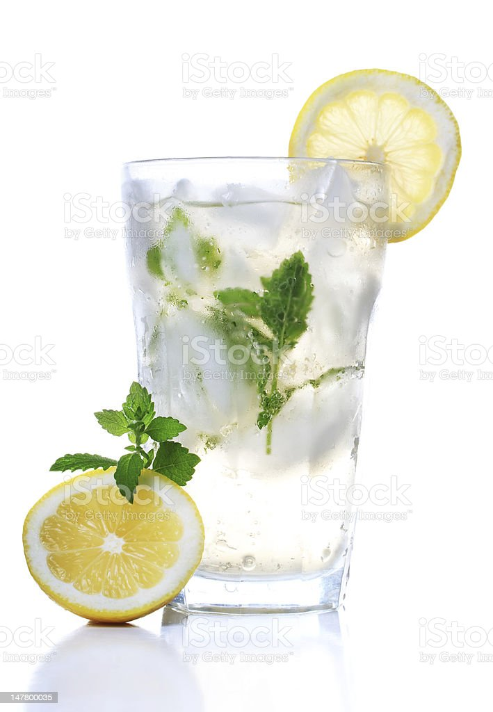Cold soft drink stock photo