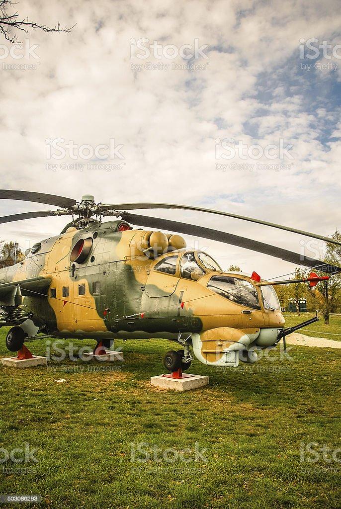 Guerra Fredda Elicottero Fotografie Stock E Altre Immagini Di