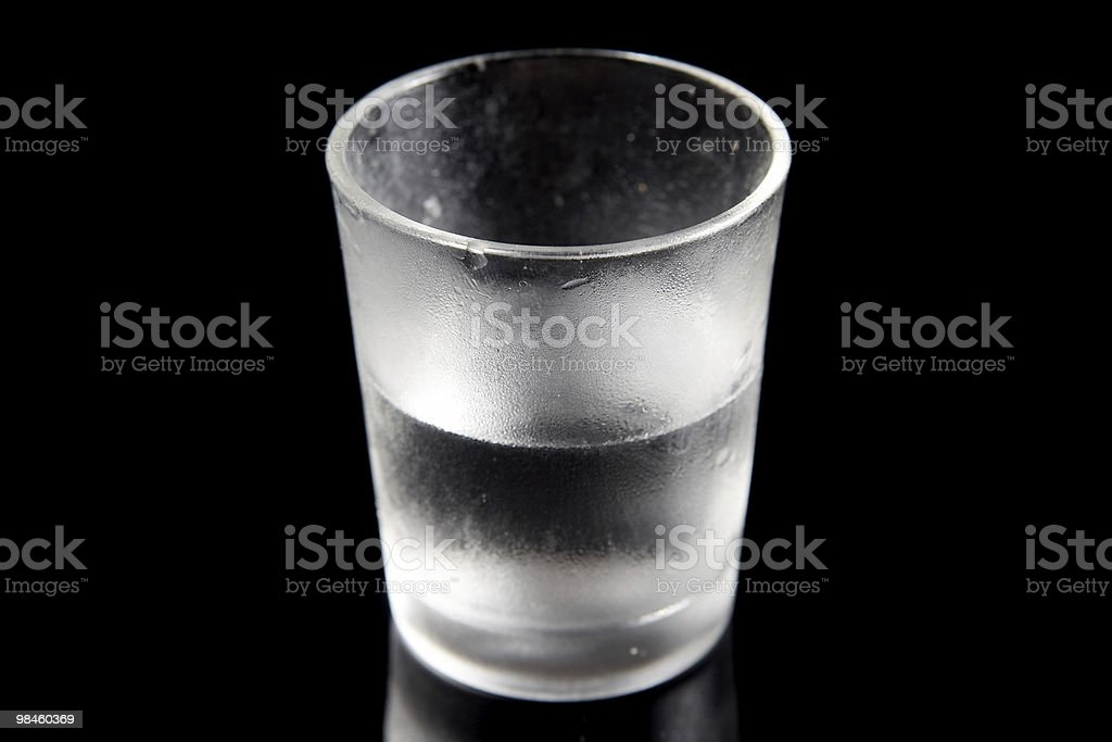 Cold water royalty-free stock photo