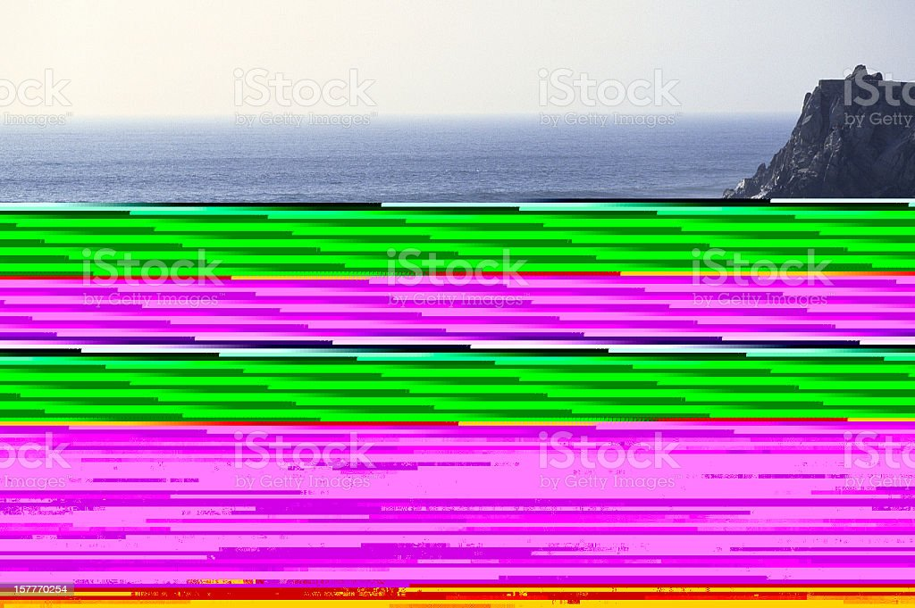 cold water snap royalty-free stock photo