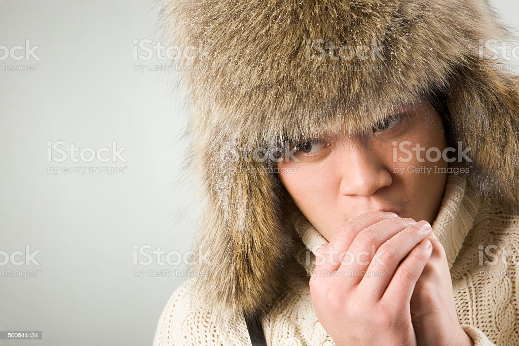 Kalte winter Lizenzfreies stock-foto