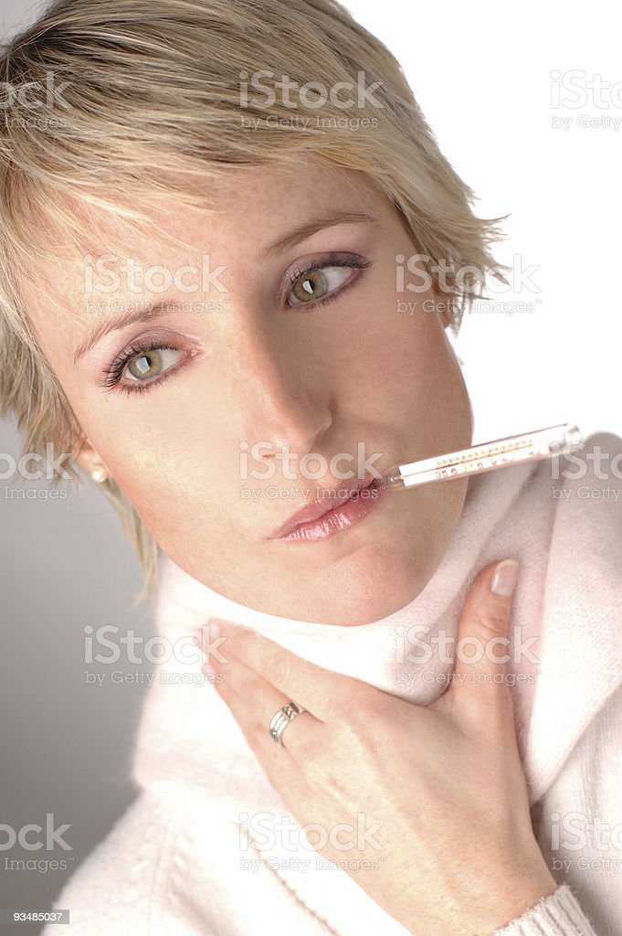 cold1 royalty-free stock photo
