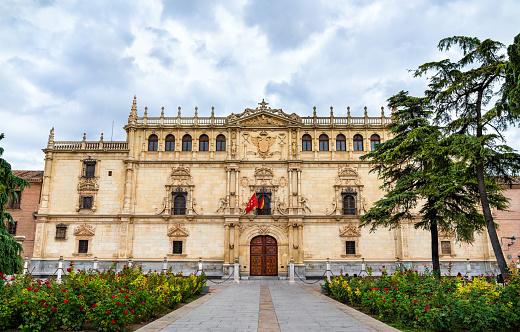 Colegio Mayor de San Ildefonso in Alcala de Henares, Spain