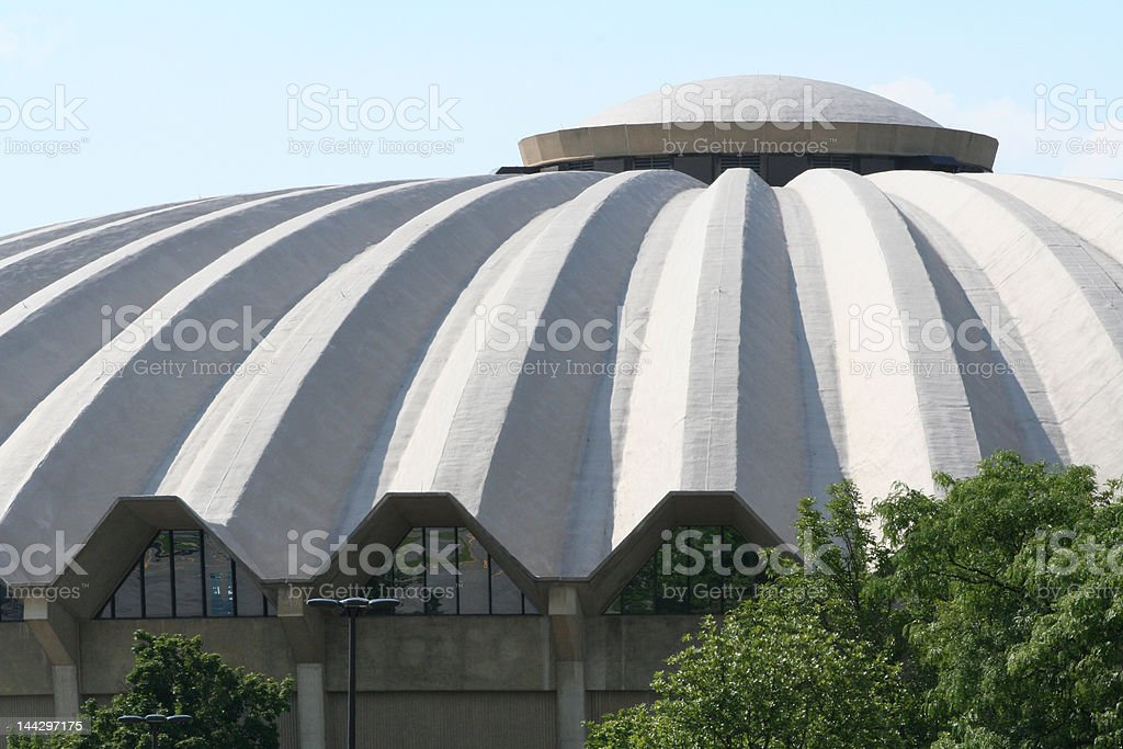 Coliseum Dome stock photo