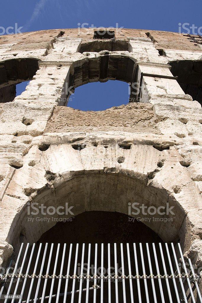 Kolosseum in Rom Lizenzfreies stock-foto