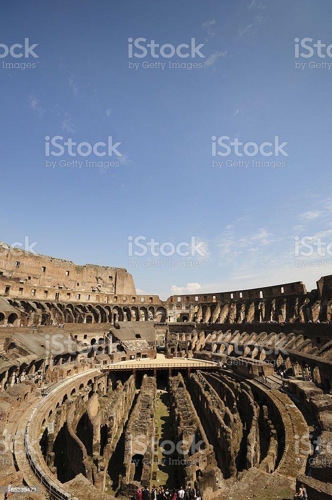 Coliseum innen – Foto