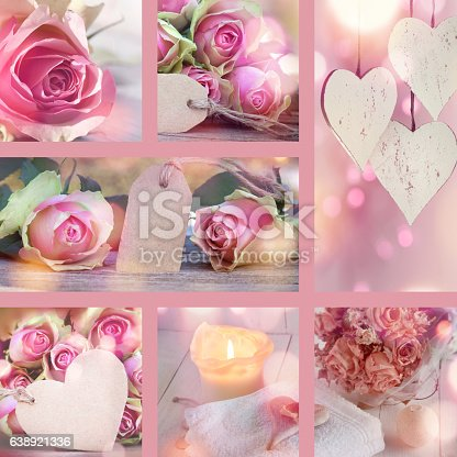 istock Collage for Valentines Day and Mothers Day 638921336