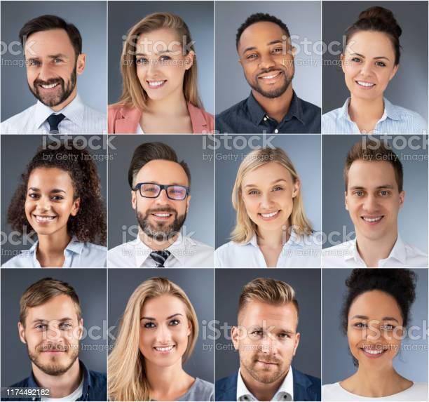 Collage of portraits ethnically diverse business people picture id1174492182?b=1&k=6&m=1174492182&s=612x612&h=su ofj hvhgyn0vott231b5sq  bd8i4jgiobuoewgq=
