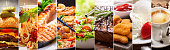 istock collage of various meals and drinks 1177905040