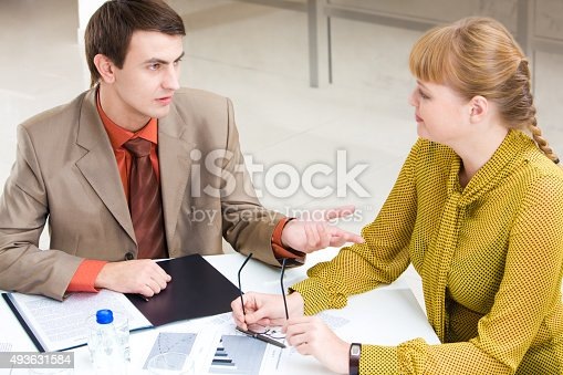 istock Colleagues 493631584