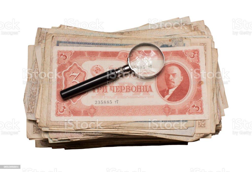 collectibles Coins Banknotes Awards royalty-free stock photo